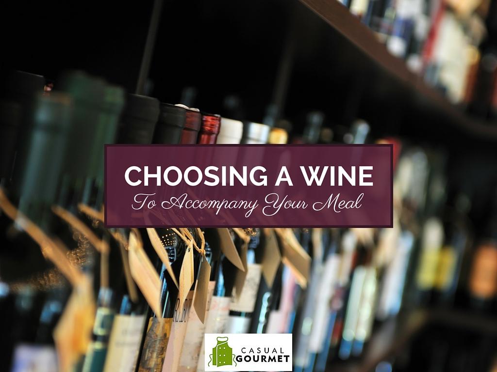 wine pairing tips