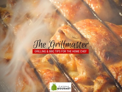 grilling bbq tips for home chef